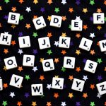 Sound Development and The Alphabet
